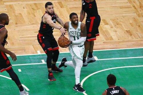 Celtics edge Raptors in overtime battle of Eastern powers