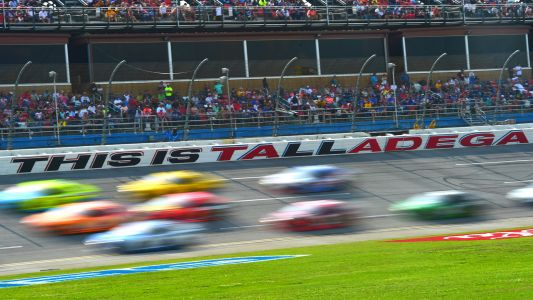 What channel is NASCAR on today? Time, TV schedule for Talladega race