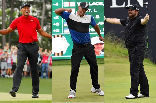 Tiger, Brooks and The Beard: The best of an all-too-fast major season
