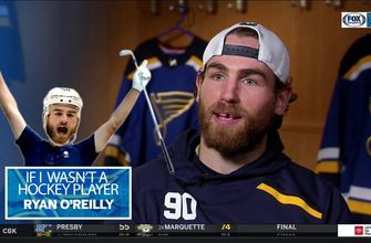 Blues players on what they'd do if they didn't play hockey