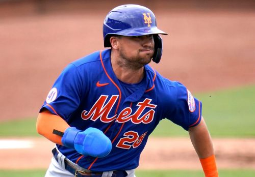 J.D. Davis returns to Mets lineup after 10-day stint on IL