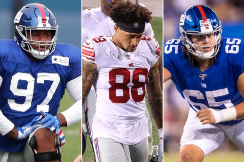 Breaking down good, bad and ugly of Giants' roster