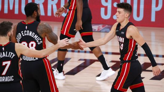 In Heat's Game 4 win, Tyler Herro reveals what Miami already knew - he is built for the big stage