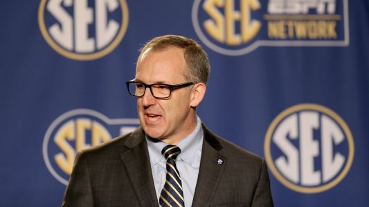 Greg Sankey needs to fill leadership void in college sports and say 'no' to Texas, Oklahoma