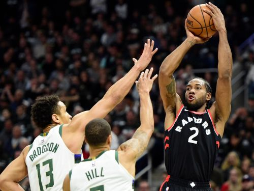 Bucks take 2-0 lead over Raptors after Game 2 blowout