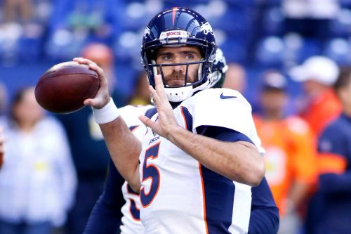 Jets sign Joe Flacco to one-year deal as Sam Darnold's backup
