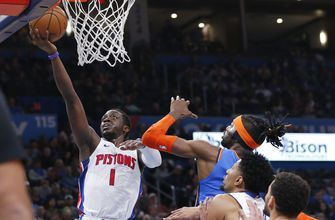 Pistons and guard Reggie Jackson agree on contract buyout