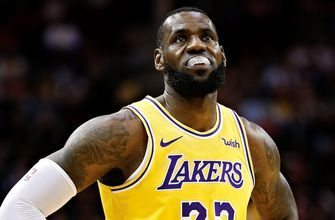 Shannon Sharpe calls LeBron and the Lakers' performance 'pathetic' in blowout loss to Rockets