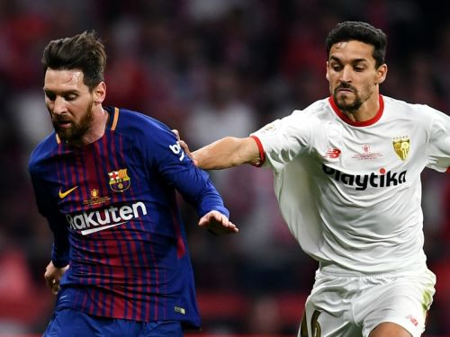 Messi not Sevilla's only worry with Navas in doubt