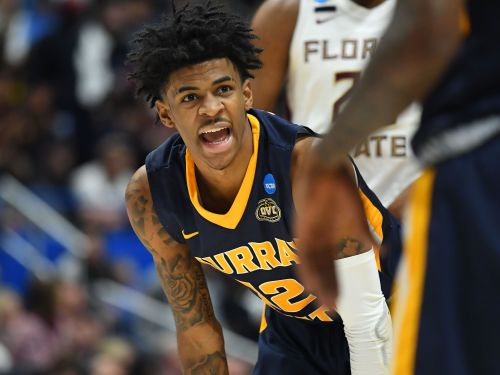 Murray State's Ja Morant impressive again in what might have been his last college game