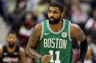 Skip Bayless breaks down Kyrie Irving's clutch late-game performance against the Wizards