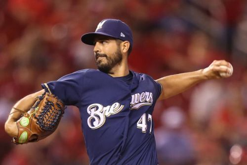 NLCS: Brewers tab Gio Gonzalez for Game 1 start