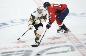 Since losing '18 final, Golden Knights look more like Caps