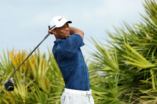 Tiger tracker: Follow Tiger Woods' Sunday round at the Hero World Challenge