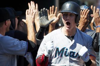 Garrett Cooper's clutch grand slam in 9th lifts Marlins past Tigers for 6th straight win