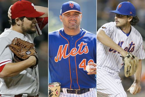 The bullpen spot Mets may not use 'options' to fill