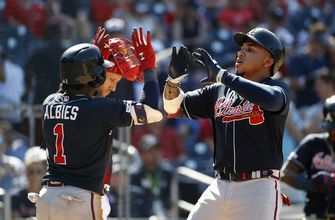 Camargo's pinch-hit HR in 10th lifts Braves past Nats 4-3