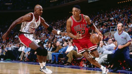 More than a sidekick: Scottie Pippen was Chicago's glue