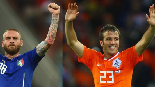 De Rossi and Van der Vaart confirmed as assistants in UEFA preliminary draw for FIFA World Cup 2022™