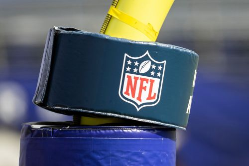 NFL player with fever being kept off field 'out of caution'