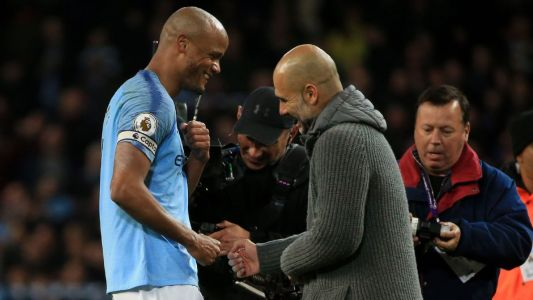 Man City players to choose captain - Guardiola