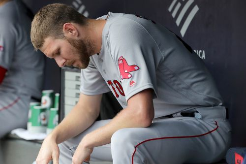 Chris Sale's season ends in worsening Red Sox nightmare