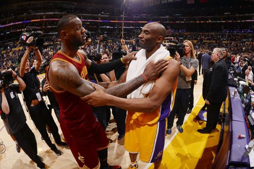 Kobe Bryant Told Jeanie Buss to Clean House in LeBron James Pursuit