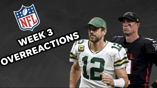 NFL Week 3 overreactions: Bears are frauds, Falcons are comical, and Packers are class of NFC