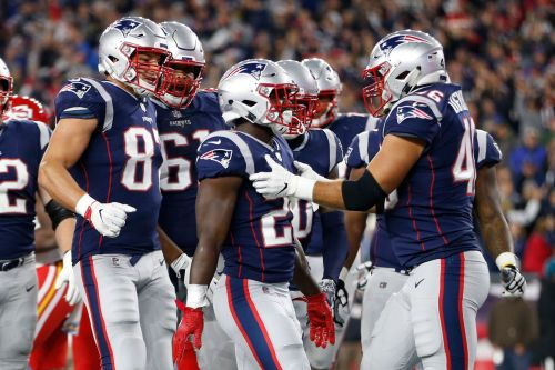 NFL power rankings: Patriots closing in on No. 1 Rams