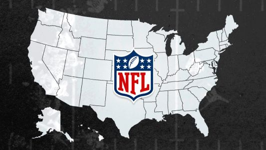 NFL Week 2 coverage map: TV schedule for CBS, Fox regional broadcasts