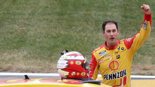 NASCAR fans try to diminish Joey Logano's win at Kansas: 'This isn't racing'