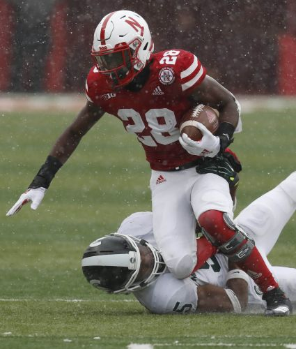 Nebraska RB Maurice Washington charged under new California 'revenge porn' law