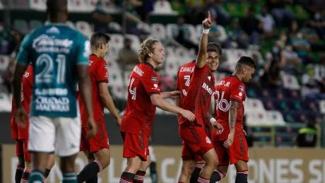 Toronto FC earns draw with Club León in 1st leg of CONCACAF Champions League tie