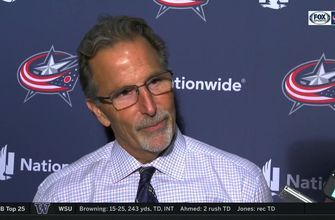 John Tortorella considers Lightning's momentum-swinging goal a 'kick in the teeth'
