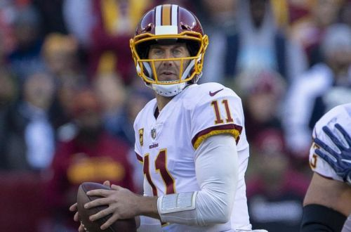 Redskins rebound puts them in first place