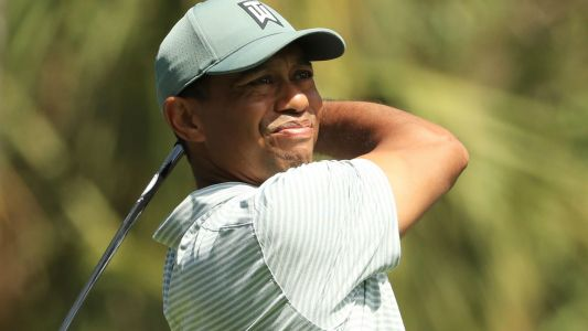 The Players Championship: Tiger Woods shoots 2-under 70, sits in tie for 35th after Round 1