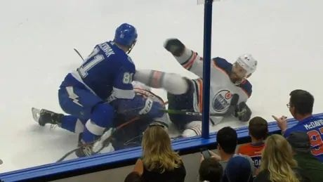 Zack Kassian offered in-person hearing over kicking incident