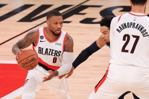 Opinion: Damian Lillard will ensure Portland secures the West's final playoff spot