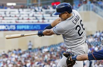 Cruz's 3-run double in 7th leads Twins past Rays 6-4