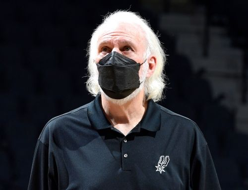 Gregg Popovich rips Texas governor for lifting mask mandate: 'ignorant'