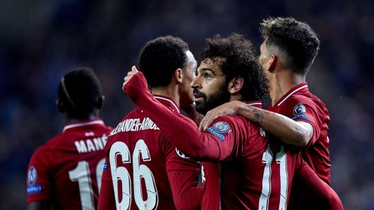 Liverpool's Salah: 'We must change the way we treat women in our culture'