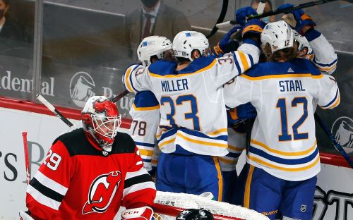 Devils' skid hits three after rough loss to Sabres