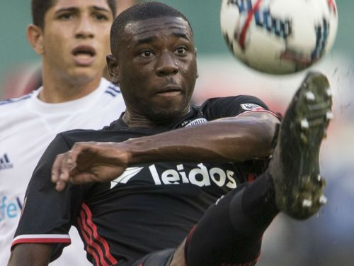 D.C. United defender Odoi-Atsem diagnosed with Hodgkin's lymphoma