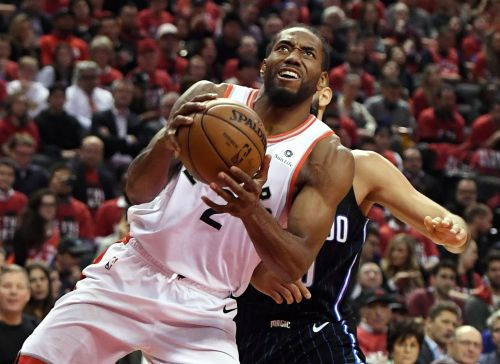 Toronto Raptors eliminate Orlando Magic in Game 5 of NBA playoff series