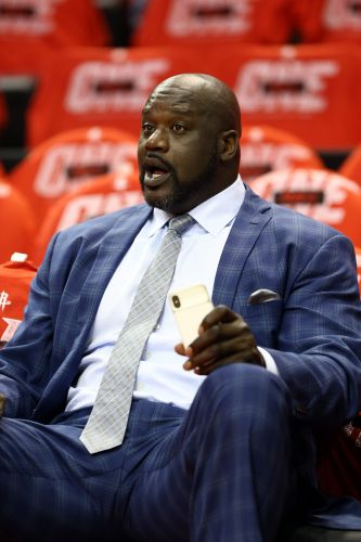 Shaquille O'Neal explains why he had resisted voting before this year's election
