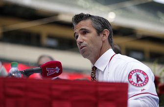 Get to know Brad Ausmus, the Angels' new skipper