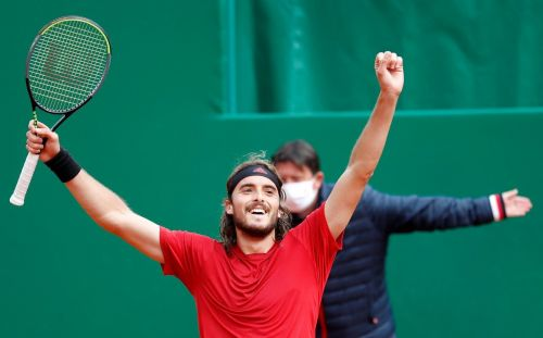 Tsitsipas wins Monte Carlo Masters without dropping a set