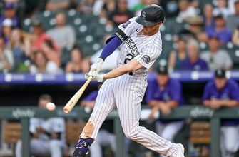 Ryan McMahon's monster game lifts Rockies to 8-4 win over Padres