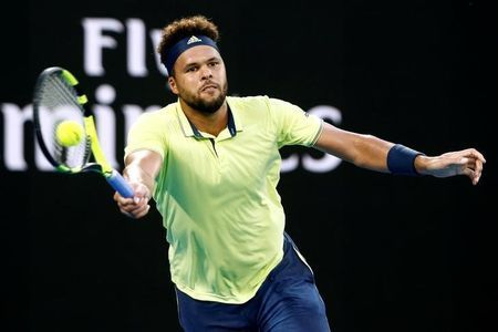 Tsonga pulls out of U.S. Open with knee injury