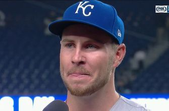 O'Hearn after Royals' win over Yankees: 'Tonight was awesome'